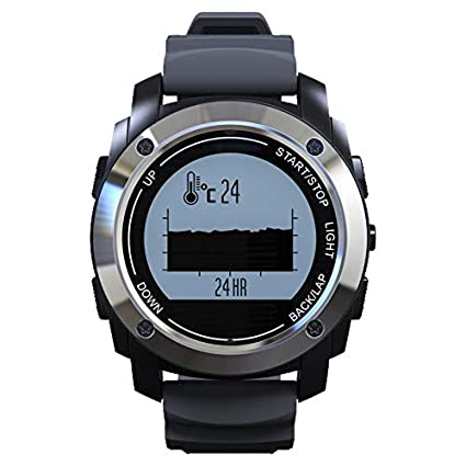 Hindotech S928 - Reloj Inteligente con GPS Integrado, Monitor de ...
