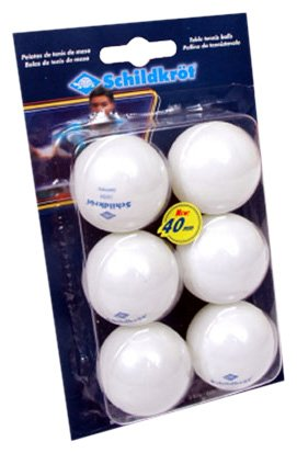 Bola Tênis Donic Branca Unidades