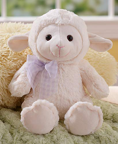 Musical Color-Changing Lullaby Plush Lamb