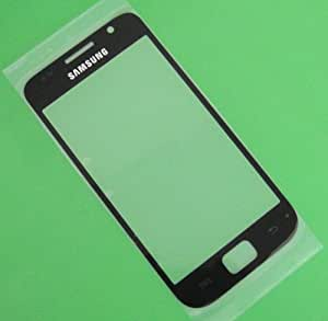 New Black Samsung Galaxy S i9000 ~ outer Screen Glass Lens Panel Front Glass Lens for Samsung Galaxy S i9000 (LCD is not included) + Free Tools