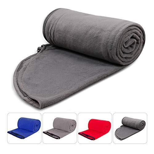 REDCAMP Fleece Sleeping Bag Liner with Hood