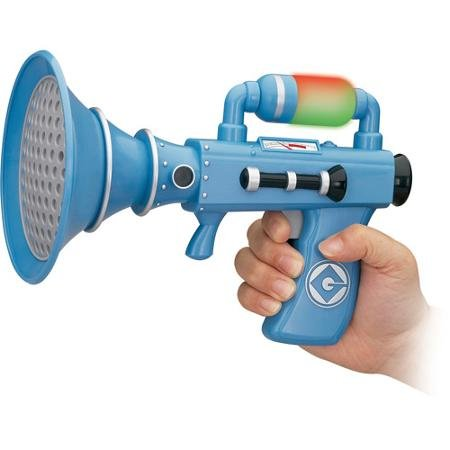 Another of our weird kids toys is the Despicable Me 2 Fart Blaster