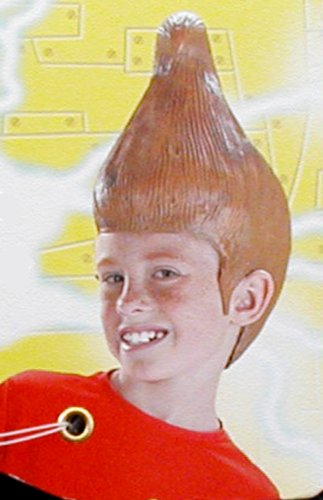 Jimmy Neutron Wig Amazonca Clothing Accessories