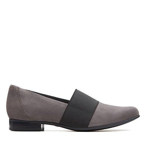 Gris Femme De À Lacets Chaussures 41 D Pour Eu Clarks Ville 5 Gris UOwCqy8
