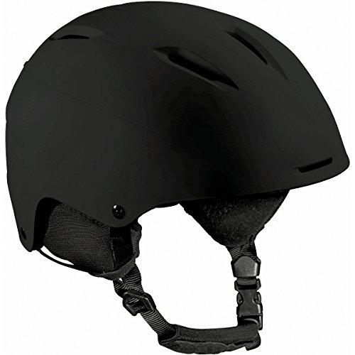 Giro S5 Adult Ski/ Snowboard Helmet - Small (Matte Black)