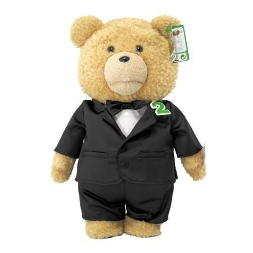 Movie Ted2 Ted 2 official talking stuffed toy