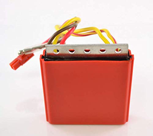 Anngo Voltage Regulator Replace Polaris ATV Sportsman 600 Twin 597cc 700 Carb EFI Twin Mossy Oak 683cc UTV Ranger 425 500 4X4 6X6 499cc 5 Wires 2004 Replace 2204317 4010929