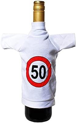 MCK-Handel - Camiseta de Manga Corta, diseño de 50 ...