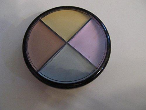 Signature Club A Makeup Artist's Concealer Quad Anchorwoman Blue, Lavender, Industrial & Beige 1 Oz