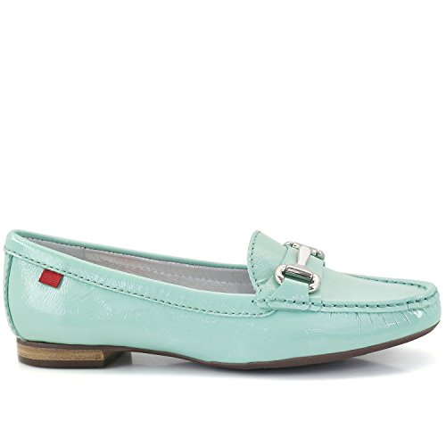 Marc Joseph New York Women's Grand Street Loafer Jade Patent sale outlet locations comfortable KCZBV