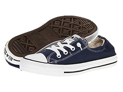 Converse Womens Chuck Taylor Shoreline Slip On Fashion Sneaker (7 (WOMEN) US, NAVY)