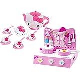 Amazon.com: Hello Kitty - Kitchen Playsets / Kitchen Toys: Toys ...