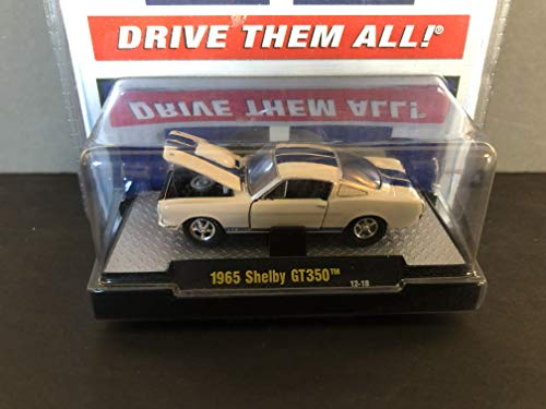 1965 Shelby GT350 2012 M2 MACHINES SHELBY 1/64 scale diecast