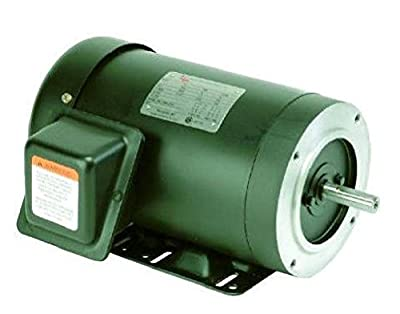 North American Electric F56CH2M4A 2HP 3 PHASE 1800RPM C-Face General Purpose Hostile Duty Motor