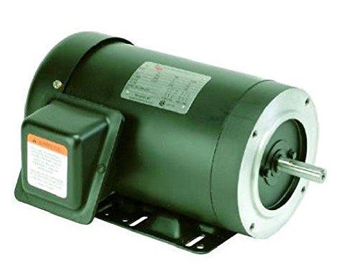 North American Electric 1-1/2HP 3PH 1800RPM 56C FR TEFC (F56C1.5M4A) Motor.