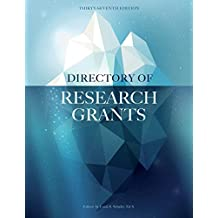 Directory of Research Grants