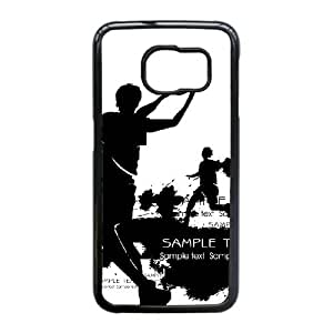 Good Quality Phone Case Designed With Energy Movement For Samsung Galaxy S6 Edge