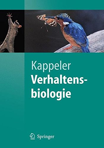 Verhaltensbiologie (Springer-Lehrbuch)