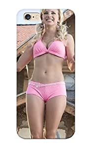 Fireingrass Iphone 6 Plus Well-designed Hard Case Cover Anna Faris Actress Blondes Women Females Girls Sexy Babes Bikini Swimwear Protector For New Year's Gift