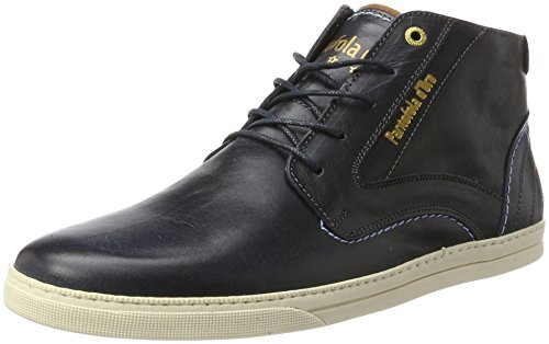 Pantofola D'hommes Oro Vigo Uomo Mi Bleu Haute Sneaker (blues Robe)