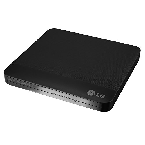 LG Electronics GP50NB40 8X USB 2.0 Slim Portable DVD Rewrite