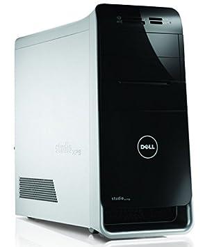 DELL Studio XPS 8100 2.93GHz i7-870 Escritorio Negro, Blanco PC - Ordenador. Haz clic para obtener una vista ampliada
