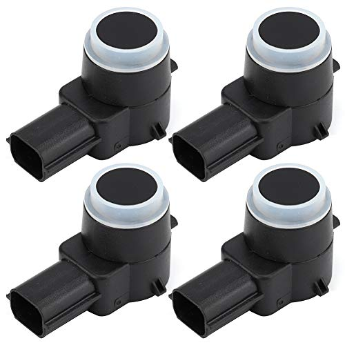 Parking Sensor, 4pcs PDC Parking Distance Control Sensor Reverse Backup Sensor 15239247: