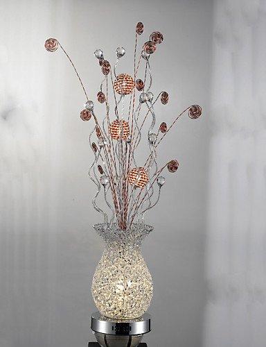 SSBY Schreibtischlampen - Kristall/LED/Bogen - Modern/Zeitgemäß/Traditionel/Klassisch/Neuheit - Metall , warm white-220-240v