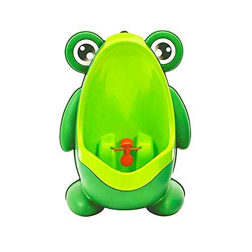 Frog Pee TrainingCute Potty