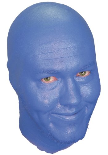 [True Blue (Standard)] (The Blue Man Group Costume)