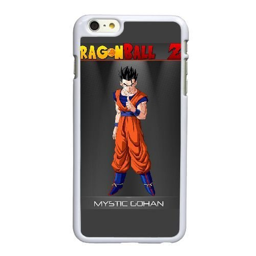 HD exquisite image for iPhone 6 4.7 inch Cell Phone Case White mystic gohan dragon ball z AMI6485591
