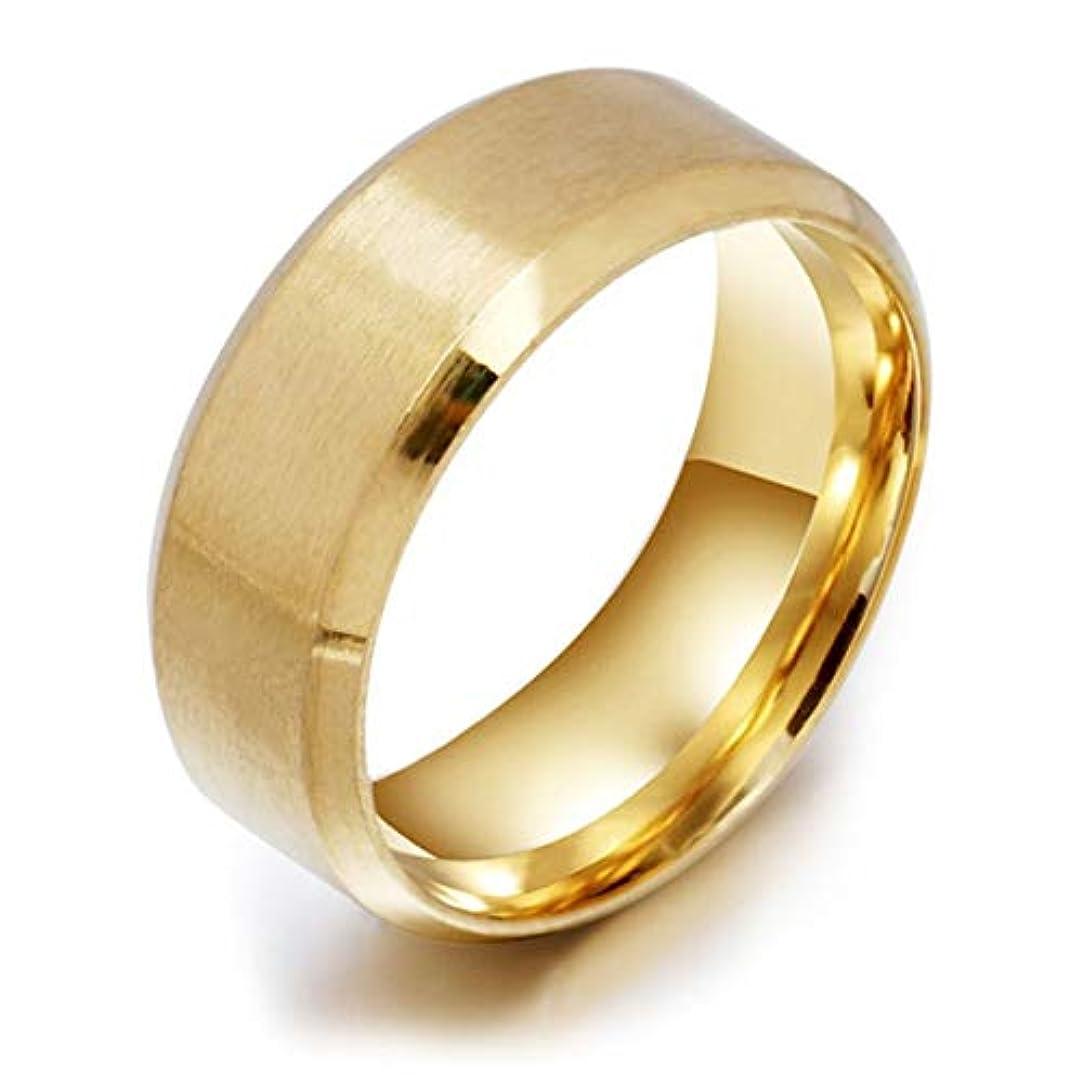 想像力構造的嫌いIntercoreyステンレス鋼医療指輪クリエイティブ磁気減量リングジュエリー