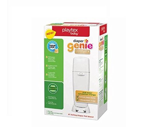 Playtex Baby Diaper Genie Complete, White