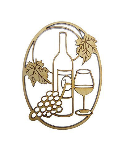 amazon com wine ornaments wine lover gifts wine club gifts