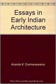 Ananda coomaraswamy essays online