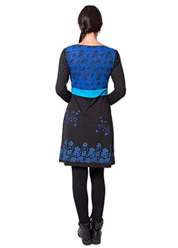 Coton Du Monde - Vestido - para mujer Multicolor