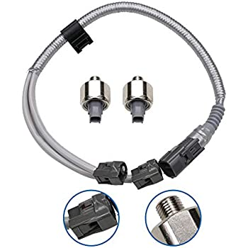 turbosii knock sensor harness wire detonation. Black Bedroom Furniture Sets. Home Design Ideas