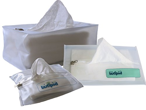 Buti pods Wipes Travel Combo 3 sizes product image