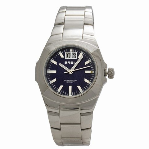 Breil Woman Watch, Steel, Blue Sphere