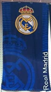 573  TOALLA DEL REAL MADRID PISCINA O PLAYA 152 X 76 CM. PRODUCTO OFICIAL