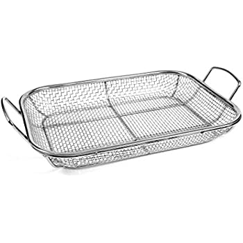 Amazon Com Charcoal Companion Stainless Wire Mesh