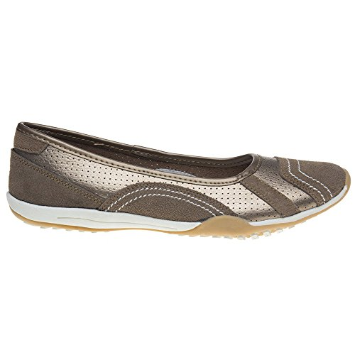 SOLESISTER Ashley Damen Schuhe Gold