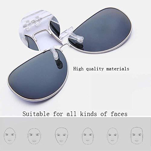 WFFH Y Femenina Polarizada Viaje De De Conducción Sol De Gafas Desmontable De Rana Compras Metal Masculina q1rxqUFz