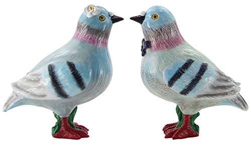 Cake Cute (Pigeon Love birds decorations for wedding, Custom wedding cake toppers)
