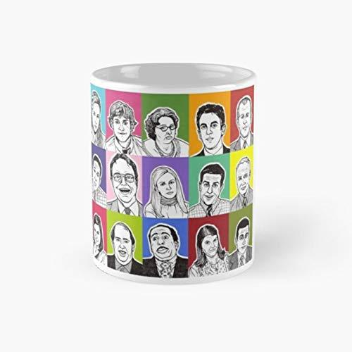 the office Mug, Funny Mugs, 11 Ounce Ceramic Mug, Perfect Novelty Gift Mug, Tea Cups, Funny Coffee Mug 11oz, Tea Mugs