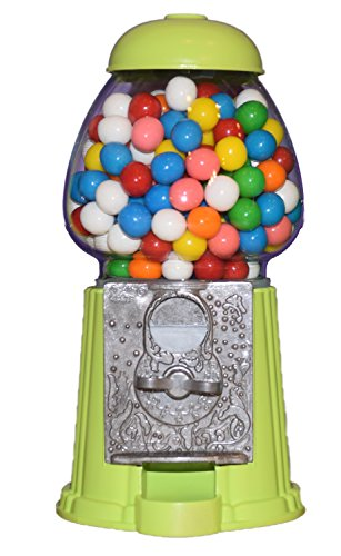 Carousel Gumball Machine (Key Lime) Green Gumball Machine