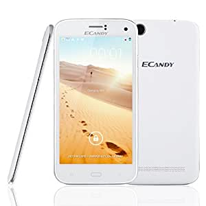 """5.0"""" Inch Eson Z11 S4 Mtk6582 Dual Core Android 4.2.1 Smart Phone Unlocked Bluetooth Back Camera 5.0mp 3g Wifi White Color"""