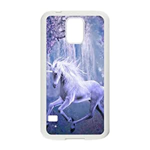 Fantasy Fairy Tale Samsung Galaxy S5 Cell Phone Case White Phone cover E1347965