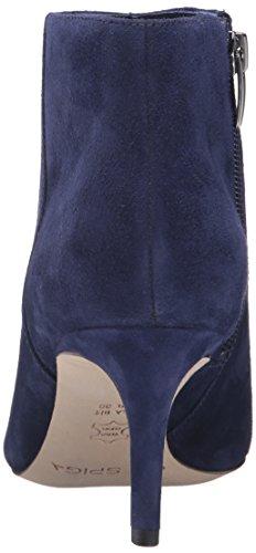 Via Spiga Aurora Femmes US 8.5 Bleu Bottine