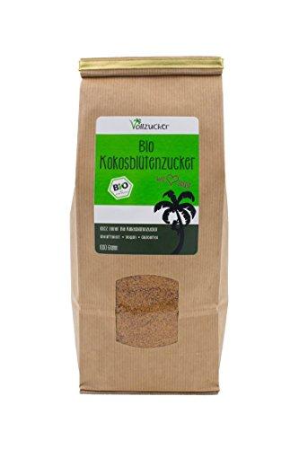 Kräuterladen Kokosblütenzucker Bio (1 x 1kg)   Fair trade Produkt